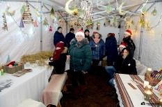 Pabradėje įžiebta Kalėdų eglė_17