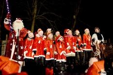 Pabradėje įžiebta Kalėdų eglė_20